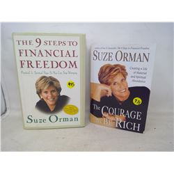 Two Suze Orman Books