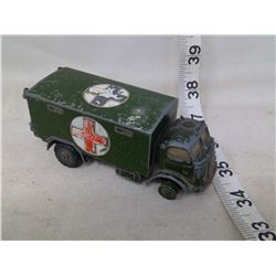 Dinky Military Truck