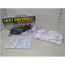37 Chev Model Car