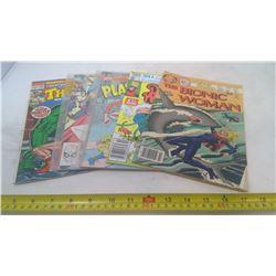 Marvel Thongor Comics