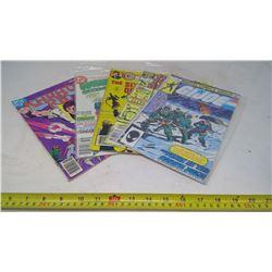 Marvel G.I. Joe Comics