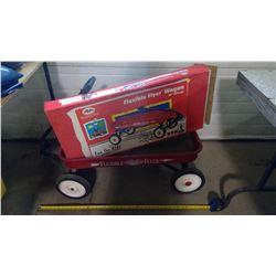 Flexible Flyer Wagon with Original Box