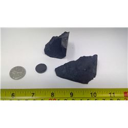 Shungite and Shungite Cellphone Dot