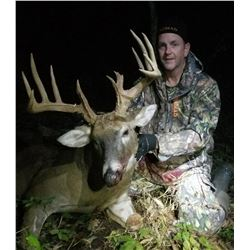 Missouri: 6 Day Whitetail Deer Archery/Crossbow Hunt for 2 Hunters, includes 1 buck, 1 doe and 2 tu
