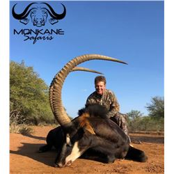 South Africa: 7 Day Plains Game Hunt for 1 Hunter & 1 Observer/Includes a $1,500 Trophy Fee credit.