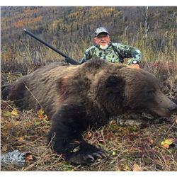 Alaska Governors SB470 ( same as DB470) Chugach Brown Bear Permit  Season: 09/01/2020 - 05/31/2021