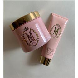 MOR Marshmellow Sugar Crystal Body Scrub & Hand/Nail Cream