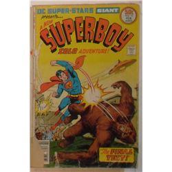 DC Comics Superboy #12 February 1977 - bande dessinée