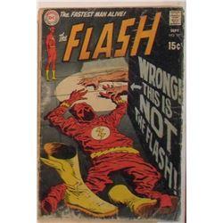 DC Comics Flash #191 September 1969 - bande dessinée