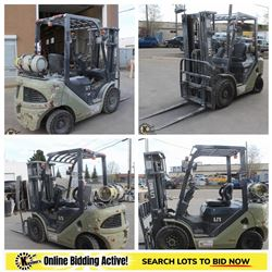 FEATURED ITEM: UN 3-STAGE FORKLIFT