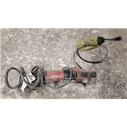 FLEX ANGLE GRINDER WITH WATER ATTACHEMENT