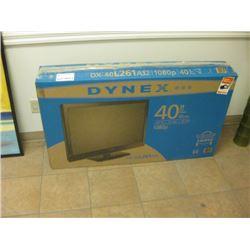 DYNEX 40 INCH LCD TV