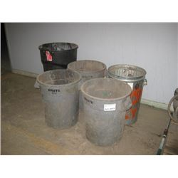 MISC GARBAGE CANS
