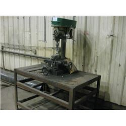DRILLING AND MILLING MACHINE LC-15A
