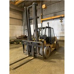 HYSTER H115XL 20K LB FORKLIFT F006DQ5339W