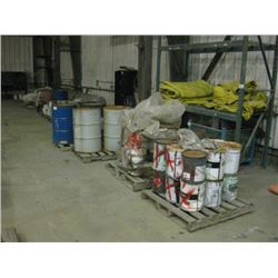 10 X PALLETS OF ASSORTED CHEMICALS MUST TAKE ALL