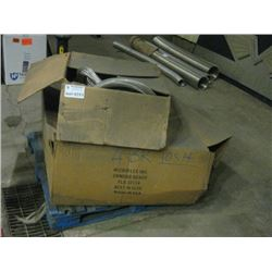 TWO BOXES OF MICROFLEX HOSE LINER