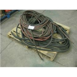 PALLET OF HOSES