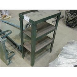 METAL STAND GREEN