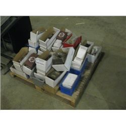 PALLET OF ASSORTED HARDWARE