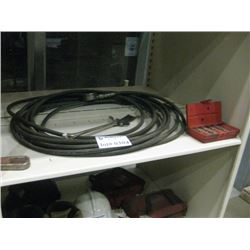 HOSES AND SNAP ON EXTRACTORS