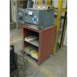 GULLCO ROD OVEN WITH STAND AND RODS