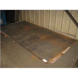 LARGE SHEET OF METAL