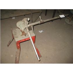 MANUAL CUTTER WITH STAND