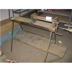 MANUAL ROLLER ON STAND