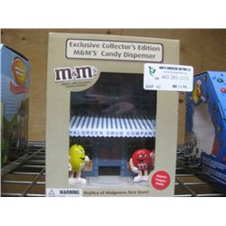 M AND M´S EXCLUSIVE COLLECTORŚ EDITION WALGREENS