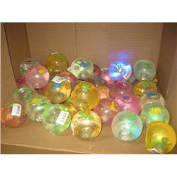 BOX OF LIGHT UP DINOSAUR BALLS