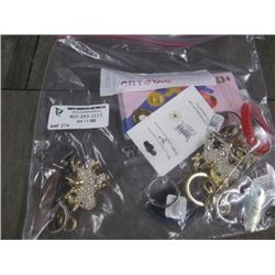 SMALL GRAB BAGS OF KEY CHAINS