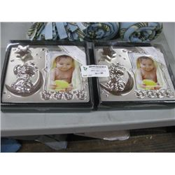 SET OF 2 BABY FRAMES