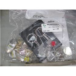 SMALL GRAB BAGS OF KEY CHAINS
