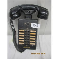 V2- Telephone-Offie Switch Direct Line Phone Vintage