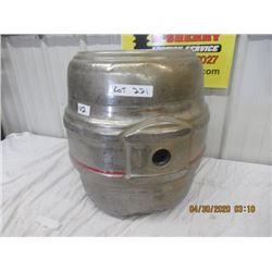 V2- Labatt's Beer Keg - Original Not Very Old