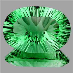 Natural Paraiba Green Fluorite 39.72 Ct - FL