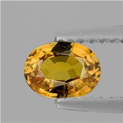NATURAL GOLDEN YELLOW ZIRCON 4.25 Ct - Untreated