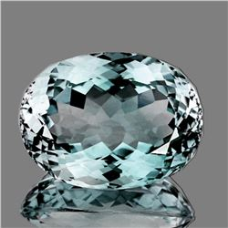 Natural Blue Topaz 54.44 Cts - Untreated - Certified