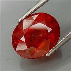 Natural Imperial Spessartite Garnet 8.56 Ct