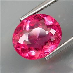 Natural Top Pink Tourmaline 4.36 Ct