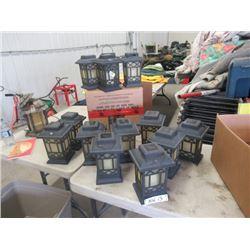 MW- 14 - Solar Yard Lanterns