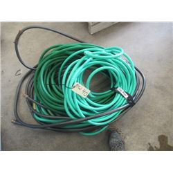 MW- Approx 6 Rolls of Garden Hose- Mostly Rubber