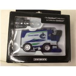 The Zamboni Collection- Vancouver Canucks