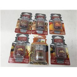 Yankee Candle Assorted Air Freshners