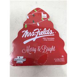 Mrs. Fields Milk Chocolate Chip Cookies