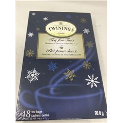 Twinnings Tea for Two Advent (48 bags)