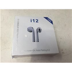 i12 Wireless Headphones with Auto Pairing