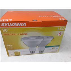 Sylvania 90w LED Flood Lights