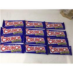 Lot of Nestle Crunch Bars (12 x 44g)